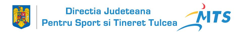 Directia Judeteana de Sport si Tineret – Tulcea